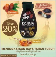 Promo Harga KOJIMA Minuman Kesehatan 140 ml - Alfamidi