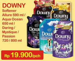 Promo Harga DOWNY Parfum Collection Allure, Daring, Mystique, Passion 720 ml - Indomaret