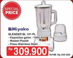 Promo Harga MIYAKO BL-101 Blender  - Hypermart