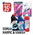 Promo Harga HARPIC HARPIC/VANISH All Variant  - Hypermart