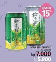 Promo Harga ADEM SARI Chingku All Variants  - LotteMart