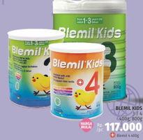 Promo Harga BLEMIL Kids 3/4 400g/800g  - LotteMart