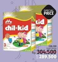 Promo Harga MORINAGA Chil Kid Gold 1600 gr - LotteMart