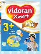 Promo Harga VIDORAN Xmart 3+ All Variants 725 gr - Yogya