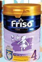 Promo Harga FRISO Gold 4 Susu Pertumbuhan All Variants 900 gr - Yogya