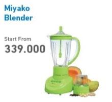 Promo Harga MIYAKO Blender  - Electronic City
