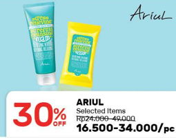 Promo Harga ARIUL ARIUL Selected items  - Guardian