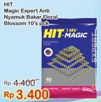 Promo Harga HIT Magic Expert Piramida Floral Blossom 10 pcs - Indomaret