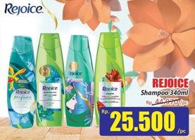 Promo Harga REJOICE Shampoo 340 ml - Hari Hari