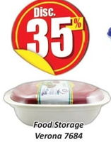 Promo Harga GREEN LEAF Food Storage Verona 7684  - Hari Hari