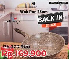 Promo Harga PERO Wok Pan  - Yogya
