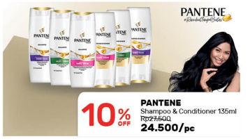 Promo Harga PANTENE Shampo/Conditioner 135 ml - Guardian