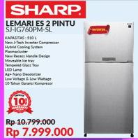 Promo Harga SHARP SJ-IG760PM-SL  - Courts