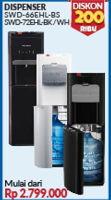 Promo Harga SHARP SWD-66EHL | Dispenser  - Courts
