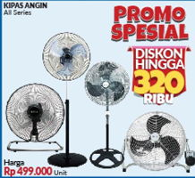 Promo Harga SEKAI Sekai Fan All Series  - Courts