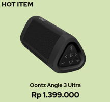 Promo Harga OONTZ Angle 3 Ultra  - iBox