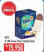 Promo Harga AICE Ice Cream Susu Telur  - Hypermart