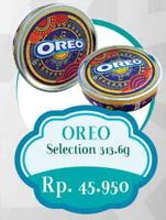 Promo Harga OREO Selection 313 gr - Yogya