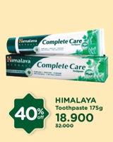 Promo Harga HIMALAYA Toothpaste 175 gr - Watsons