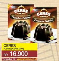 Promo Harga CERES Chocolate Pudding 200 gr - Yogya