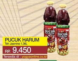 Promo Harga TEH PUCUK HARUM Minuman Teh Jasmine 1360 ml - Yogya