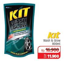Promo Harga KIT Wash & Glow 800 ml - Lotte Grosir