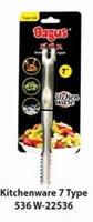 Promo Harga BAGUS Kitchenware Type 536  - Hari Hari