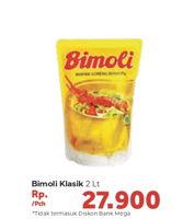 Promo Harga BIMOLI Minyak Goreng 2000 ml - Carrefour
