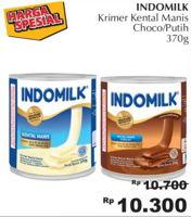 INDOMILK Susu Kental Manis 370 gr Diskon 4%, Harga Promo Rp10.300, Harga Normal Rp10.700, Giant Ekstra,Giant Ekspres