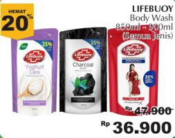 Promo Harga LIFEBUOY Lifebuoy Body Wash 850ml/900ml  - Giant