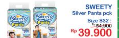 Promo Harga SWEETY Silver Pants S32  - Indomaret