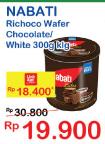 Promo Harga NABATI Wafer Richoco 300 gr - Indomaret