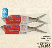 Promo Harga Ikan Bandeng Cabut Duri  - LotteMart