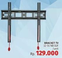 Promo Harga Bracket TV  - LotteMart