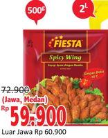 Promo Harga FIESTA Spicy Chick 500 gr - Alfamidi
