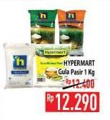 Promo Harga HYPERMART Gula Pasir 1 kg - Hypermart